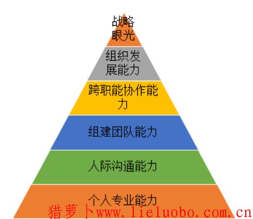 从六层能力金字塔看人力资源的价值